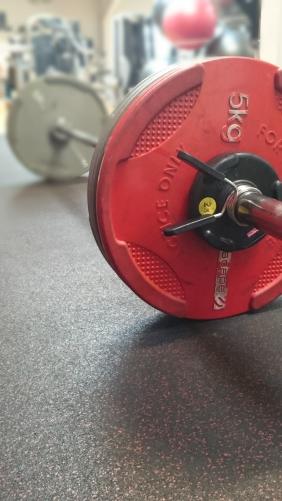 Took some pictures of weights